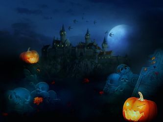 Halloween Wallpaper Pack by dianar87