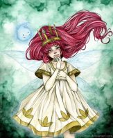 Princess Aurora ~Child of Light~ by Limei-chan