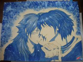 Aoba x Ren (DRAMAtical murder) - Special Tribute by ElisaRG
