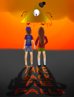 Take Back the Falls by ThePikachuishere