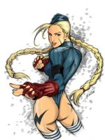 Cammy - Tablet Practice by JamesSchofield