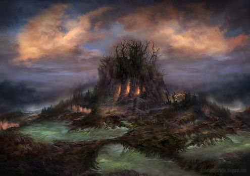Hellhold by lavam00
