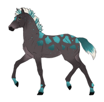 N3691 Padro Foal Design for TheAngelicGunslinger by casinuba