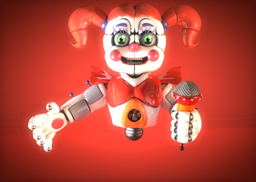 Baby v5 by nathanzica WIP 2 by NathanzicaOficial