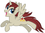 Akira the Alicorn [Request] by Unfiltered-N