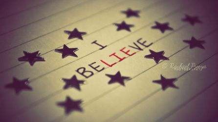 i beLIEve. by this-is-the-life2905