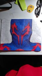 Spiderman2099 check him out by DoomKnight23252