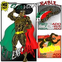 Invulnerable el Mexicano by mrpulp-presenta