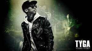 Tyga Wallpaper by SBM832
