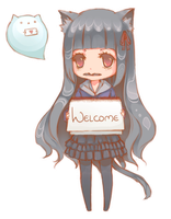 Welcome? - With Video by Nyanfood