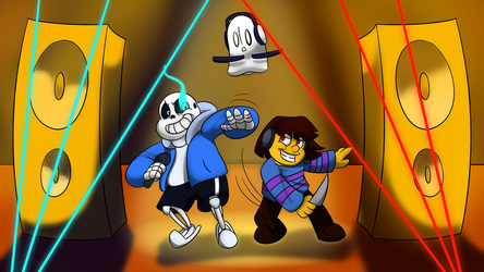 Undertale - Bad Time (Youtube) by chisanaAii