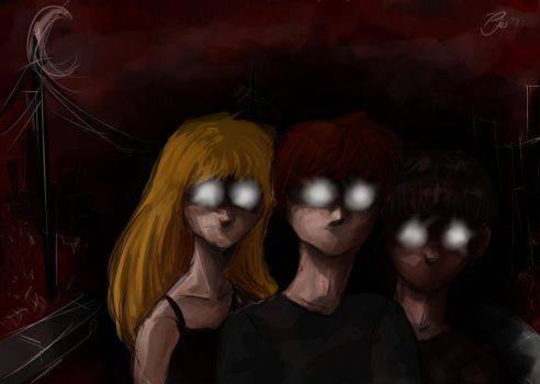 They Had Lights Inside Their Eyes by NightOwl70