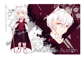 Aristocrat Adoptable ~AUCTION~ [CLOSED] by Fiorrie