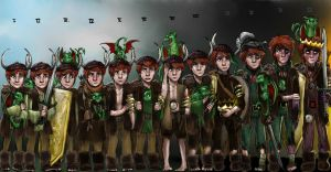 HTTYD: Evolution of Hiccup Horrendous Haddock III by InstantDoodles13