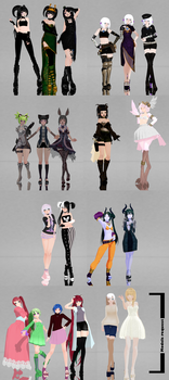 Another year of MMD by Drysmath