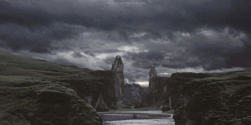 Valley of the damned by Pyrogas-Artworks