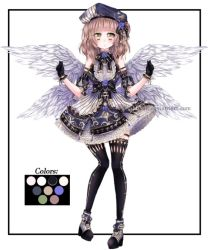 Angel Girl Adopt Auction AB Added [CLOSED] by KeikoTan