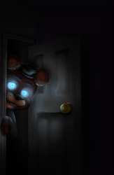 [FNAF] Mind if I Come In? by myinsanebestfriend