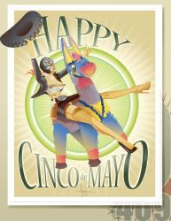 HAPPY CINCO!! by olo409