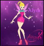 FDC: Alyra Magic Winx by majijehkic11