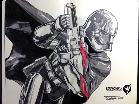 Captain Phasma by DRPR