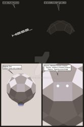 Gone Webcomic Page 03 - No Orders by simonbirks
