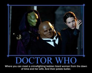 Doctor Who by Andrewnuva199