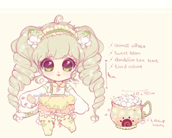 | closed | semi rare - kitten flooffie set price by mauururu