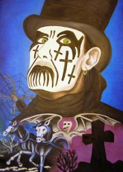 King Diamond by Kejti2002