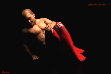 Topher Takes On... The Red Socks Promo by jakexsteed