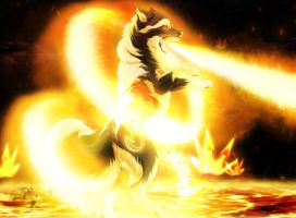 Element of Fire by ArcticLune