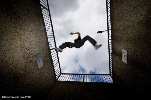 Free Running_Parkour 1 by Skeet