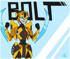 TFA OC Bolt by VexyFate