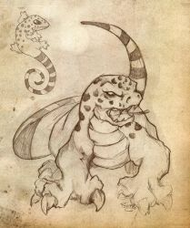 Dragons: Fact and Fiction. by UnionJacked