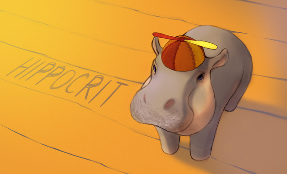 Hippocrit by Miskeey