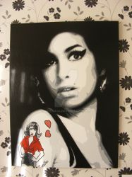 Amy Winehouse by Omega1a