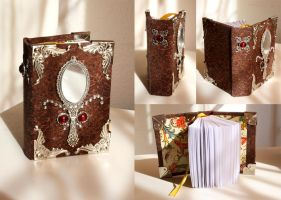 Mirror mirror on my book... by Danisa-chan