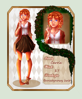 :NT: Carrie by TrisVita