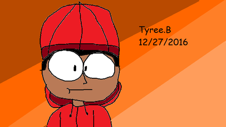 2nd Tyree by microkirby