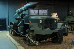 Missile Carrier by Daniel-Wales-Images