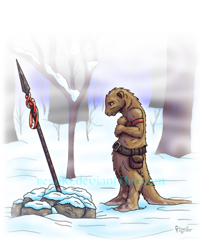 Tribute to Brian Jacques by resuki