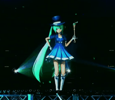 Magical mirai 2013 -2- by GalaxyDream23