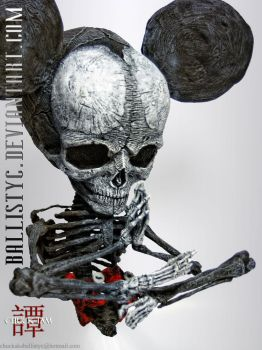 Mickey Mouse by Ballistyc