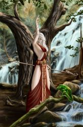 DRUIDESSE by soys