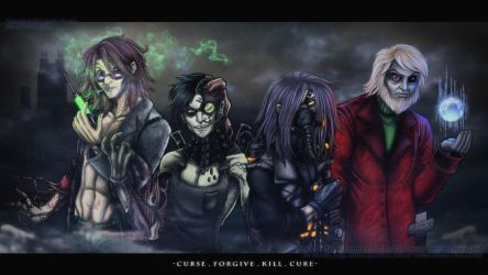 - Curse . Forgive . Kill . Cure - by HotaruThodt