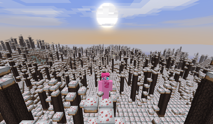 Pinkie Pie in the Land of Cakes by MythicalGrim