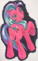OLD Sweetberry by KissTheThunder