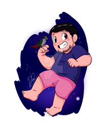 YT - Fave Youtubers - JonTron by Linadoon