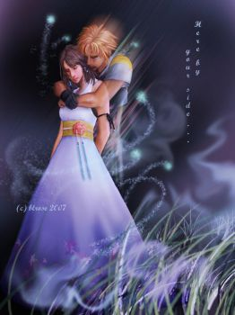 Yuna+Tidus: By Your Side by blrose