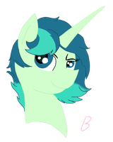 Raffle Prize #2: Misty Spell by BlondeBrony